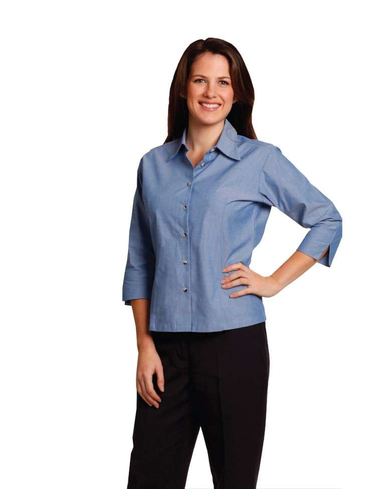 Womens work shirts and blouses online melbourne sydney for Womens work shirts uniforms